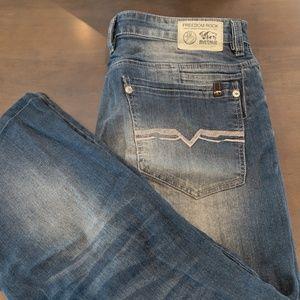 Buffalo Driven-x Straight Stretch Jeans 36